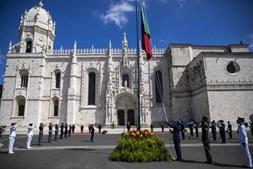 Assinala-se o Dia de Portugal em Lisboa com programa mínimo