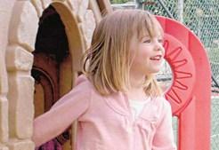 Maddie McCann tinha três anos