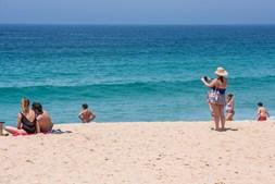 Praia de Melides, em Grândola