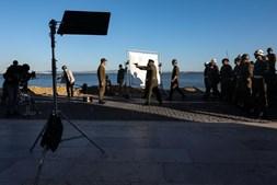 Chaimites voltam ao Terreiro do Paço para rodagem de filme sobre Salgueiro Maia
