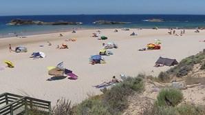 Com o levantamento das medidas de prevenção à Covid-19 no princípio de maio, os portugueses desfrutaram do verão nas praias