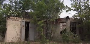 Christian Brueckner escondia-se nesta casa devoluta, num terreno fabril desativado