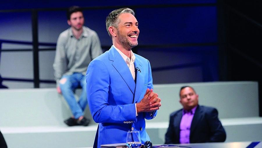 """Cláudio Ramos agradeceu o apoio do público nas redes sociais e disse """"saber bem"""" ver o 'Big Brother' a crescer"""