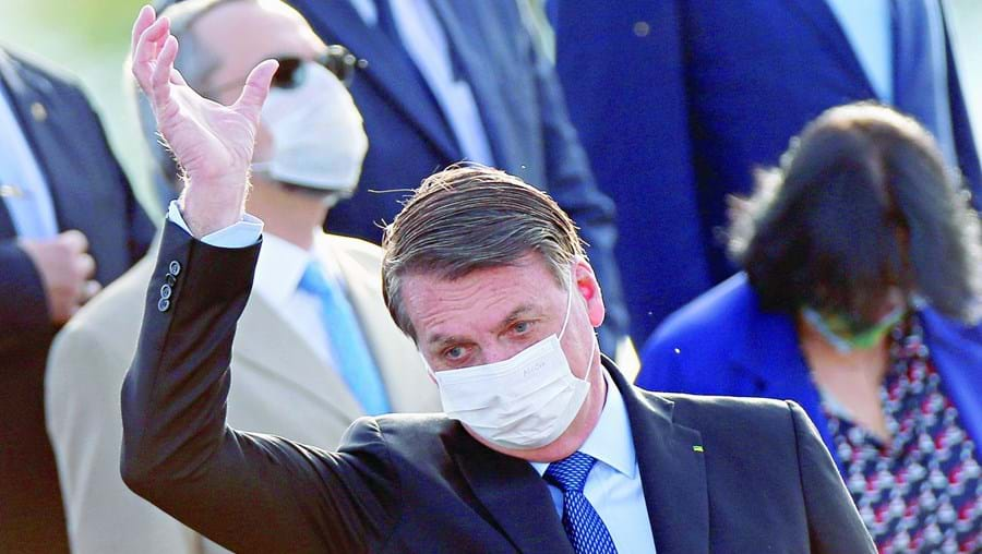 Jair Bolsonaro sempre menosprezou a pandemia de Covid-19 no Brasil