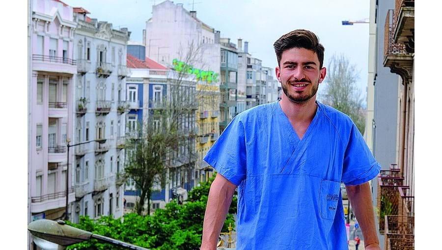 Pedro Marques vive sozinho há mais de dois meses para evitar contágios