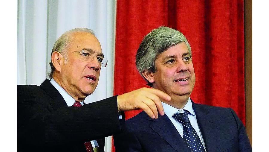OCDE, de Angel Gurría, deixa avisos numa altura em que Centeno sai de cena