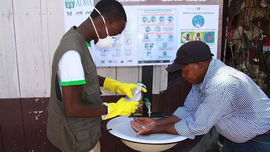 Coronavírus em São Tomé e Príncipe