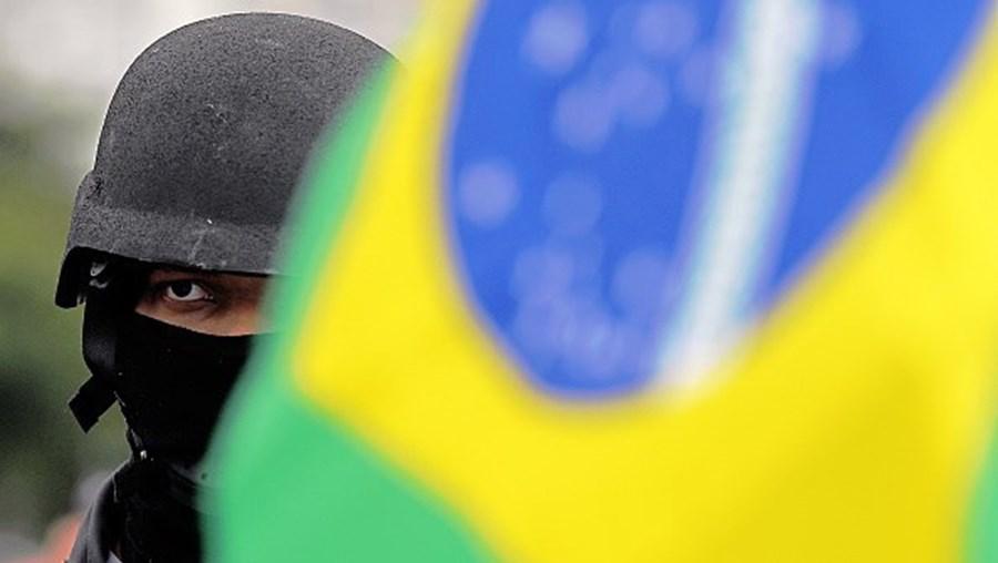 Polícia brasil