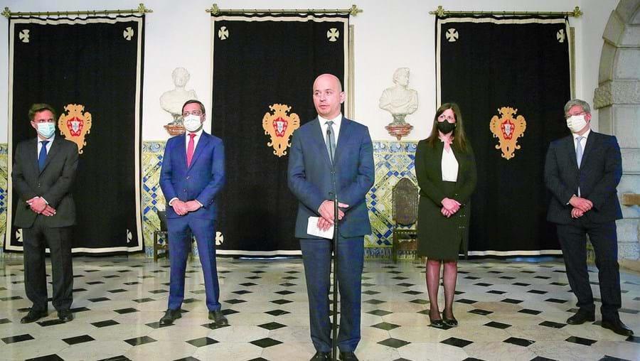 João Leão, o novo ministro das Finanças