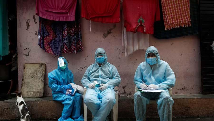 Ministério da Saúde informou ainda que o número de recuperações de pessoas infetadas é de 724.577