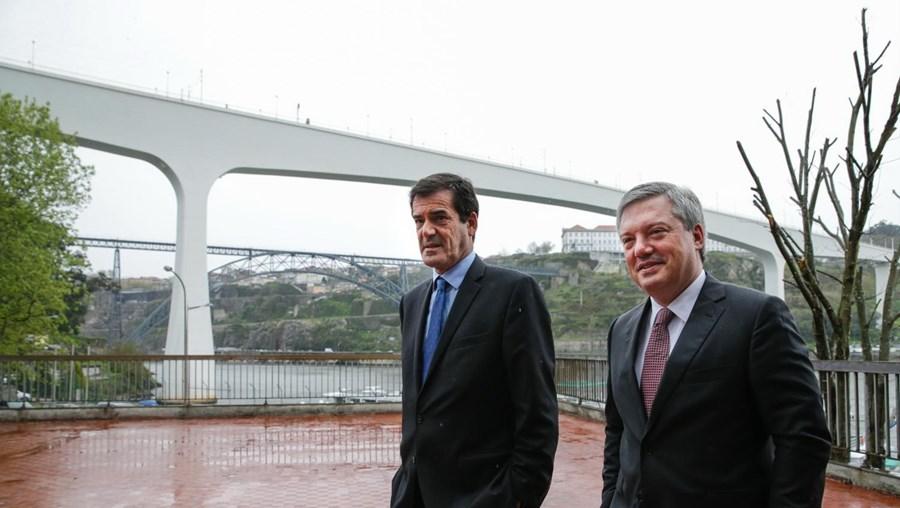 Rui Moreira e Eduardo Vítor Rodrigues