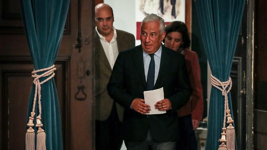 Antonio Costa conferencia imprensa apos conselho ministros cov19