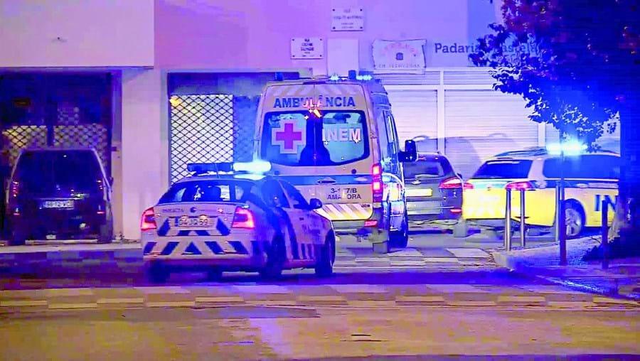 PSP interveio em força no bairro da Horta Nova, em Carnide, após disparos