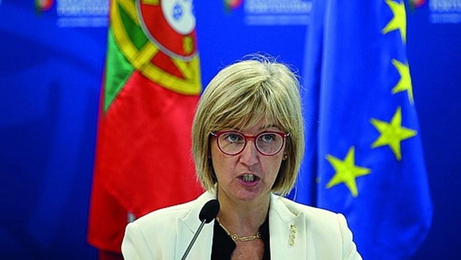No dia que foram anunciados mais três mortos por Covid, Marta Temido revelou que apesar dos muitos casos o RT da Grande Lisboa é só de 0,97