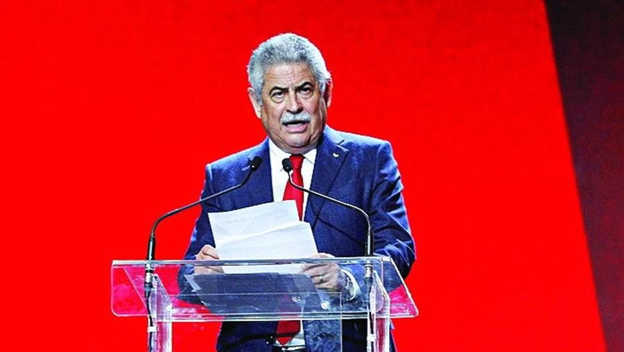 Luís Filipe Vieira preside à SAD e á direção do Benfica