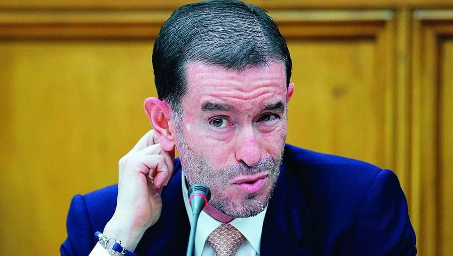 Miguel Frasquilho foi chamado ao Parlamento para explicar a situação da TAP, em dificuldades já antes da pandemia