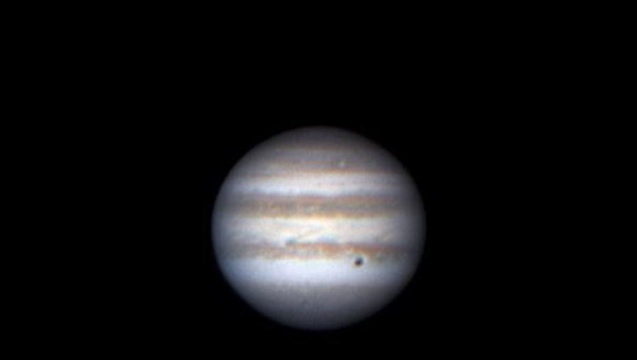 Júpiter tem quatro luas
