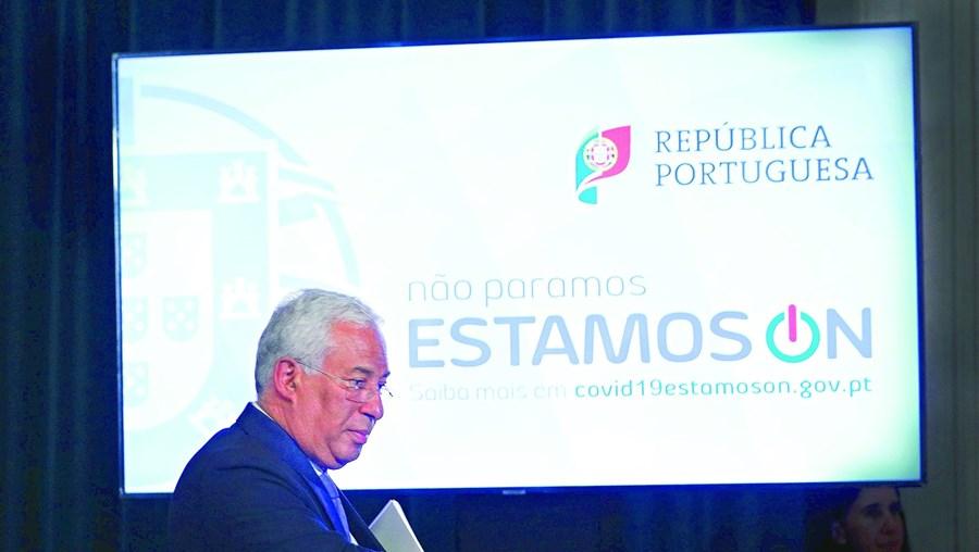 António Costa apresentou ontem as novas medidas e o quadro sancionatório, que entram em vigor na próxima quarta-feira, 1 de julho