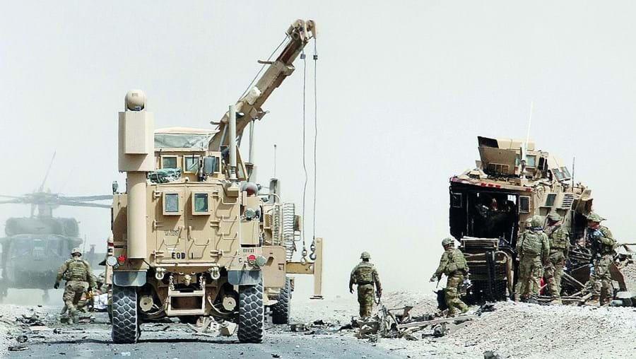 Ataque Talibã contra coluna militar que causou a morte de três marines em 2019 terá sido instigado pelos russos