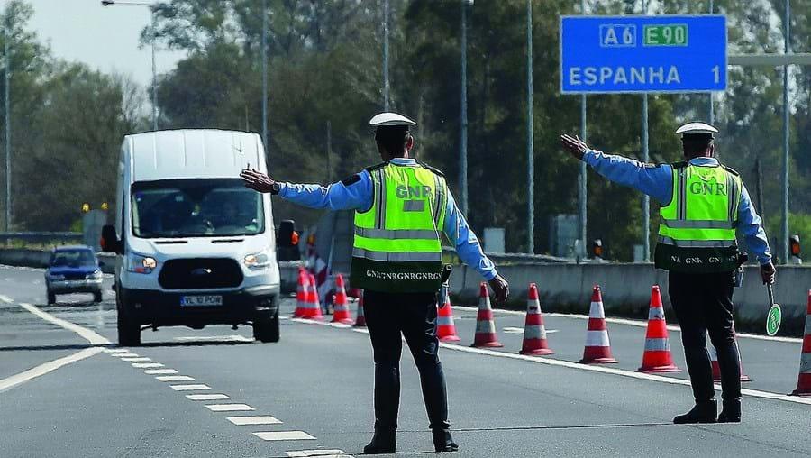 Fronteiras entre Portugal e Espanha foram repostas em março devido à pandemia de Covid-19 e só hoje serão reabertas