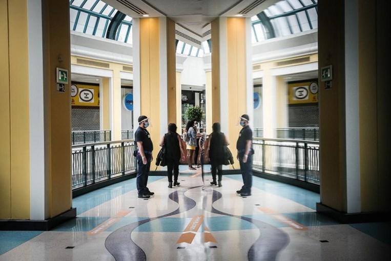 Centro Comercial Colombo reforça medidas sanitárias e diz estar preparado para abrir já