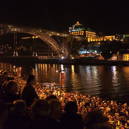 Festas de São João no Porto em 2019