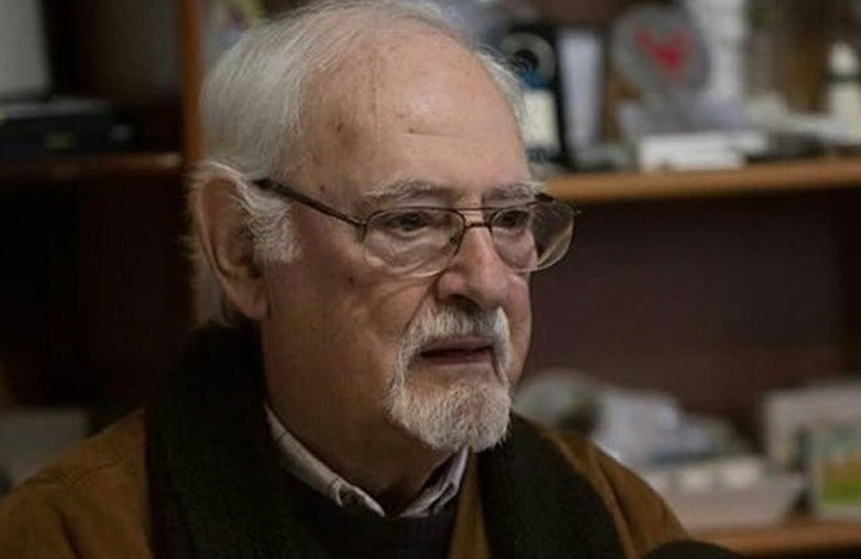 Ruy de Carvalho, de 93 anos