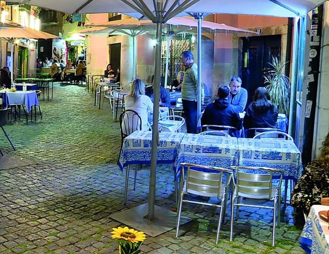 Pandemia deixa Lisboa sem festa nem arraiais