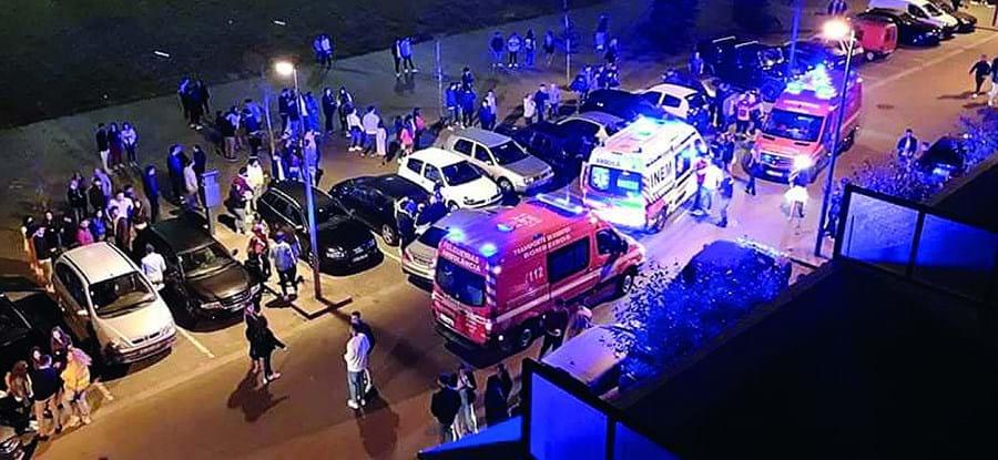 Piropo leva a batalha campal com dois feridos em Felgueiras