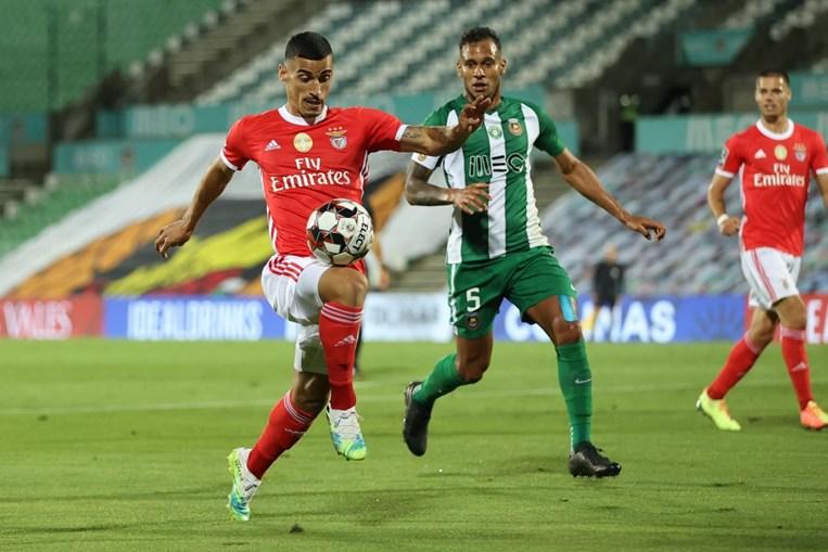 Benfica-Rio Ave