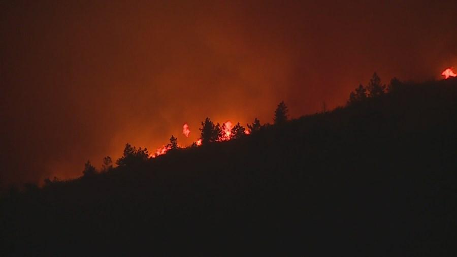 Incêndio em Aljezur