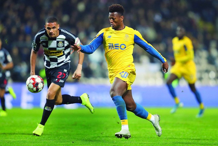 Terça-feira há dérbi no Dragão. Na primeira volta, o FC Porto ganhou (1-0)