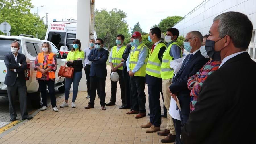 Empresas de Sines oferecem carro e raio X móvel ao Hospital do Litoral Alentejano