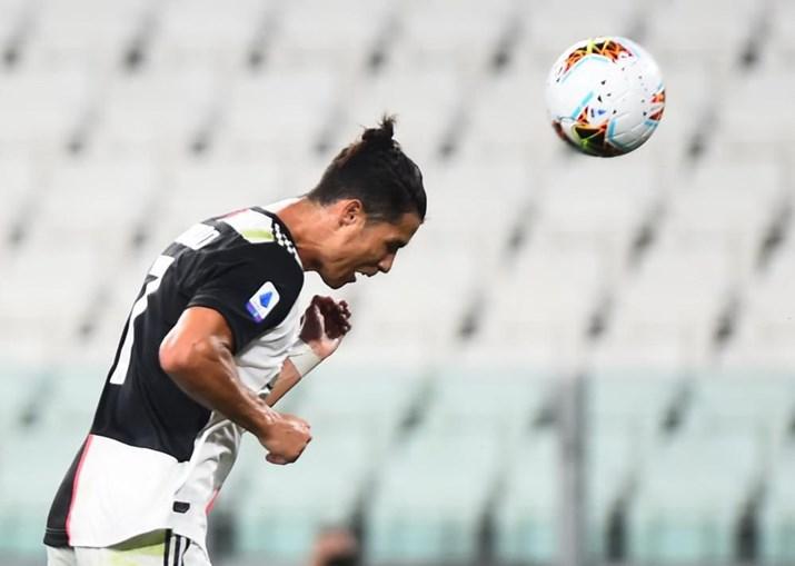 Juventus goleia Lecce com a ajuda de Cristiano Ronaldo