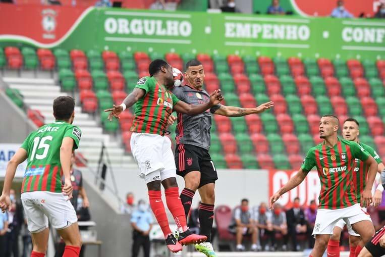 Marítimo - Benfica