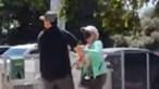 Idosa ataca com gás pimenta porque casal não tinha máscara