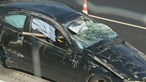 Despiste de carro faz um morto no IP3 junto à Barragem da Aguieira em Mortágua