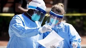 EUA registam 706 mortos e mais de 48 mil infetados com coronavírus nas últimas 24 horas
