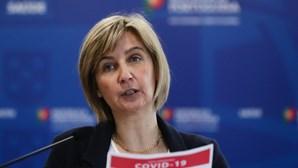 Ministra da Saúde discorda de exclusão do corredor aéreo britânico mas respeita decisão