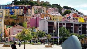 Apanhado a roubar em Lisboa com golpe mata-leão