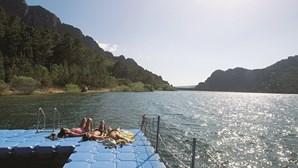 Praias para desfrutar do verão nas Aldeias do Xisto