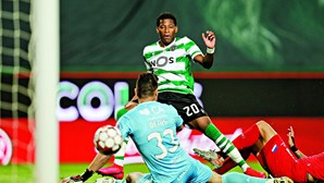 Sporting conquista uma vitória cheia de história frente ao Gil Vicente