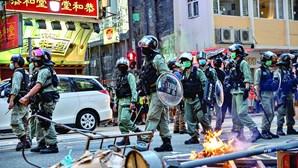 Jovem com passaporte português entre os 12 'separatistas' de Hong Kong detidos na China