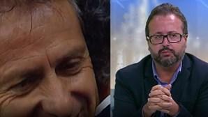 """Vítor Pinto: """"Jorge Jesus foi contactado por um emissário do Barcelona"""""""