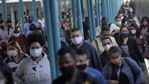 Brasil ultrapassa as 85 mil mortes por Covid-19 e 2,3 milhões de infetados