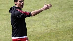 É oficial: Nélson Veríssimo será o treinador do Benfica até final da época