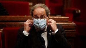 Presidente da Catalunha, Quim Torra considerado inabilitado pelo Supremo Tribunal
