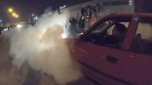 PSP caça 2500 pessoas em corrida noturna ilegal