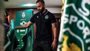"""Rúben Amorim: """"Mantenho os pés no chão"""""""