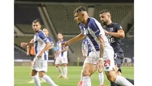 FC Porto de mão-cheia a agarrar o título com vitória frente ao Belenenses